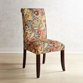 Pier 1 Imports Angela Vibrant Paisley Dining Chair