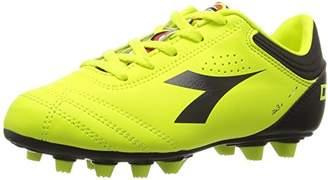 Diadora Boys' Italica 3 MD JR Soccer Shoe