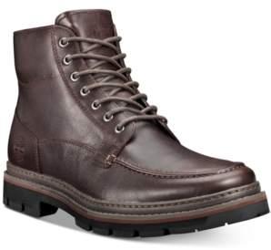 Timberland Port Union Moc-Toe Boots Men's Shoes