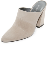 Stuart Weitzman Followup Mules