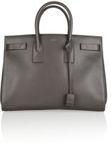 Saint Laurent Sac Du Jour leather tote