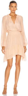 A.L.C. Sidney Dress in Pale Pink | FWRD