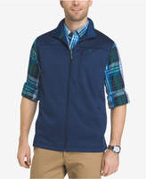 Izod Men's Spectator Sportflex Fleece Zip Vest