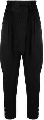 IRO Paperbag-Waist Trousers