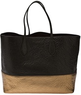 Rochas two-toned tote
