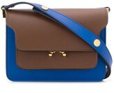 Marni colour block mini shoulder bag