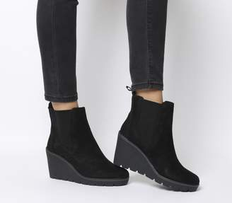 Timberland Paris Height Chelsea Boots Black