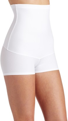 Maidenform Flexees Women's Shapewear Minimizing Hi-Waist Boyshort