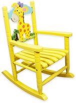 Teamson Safari Giraffe Rocking Chair