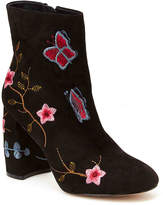 Women's Lilly Bootie -Black
