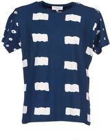 YMC Patterned T-shirt