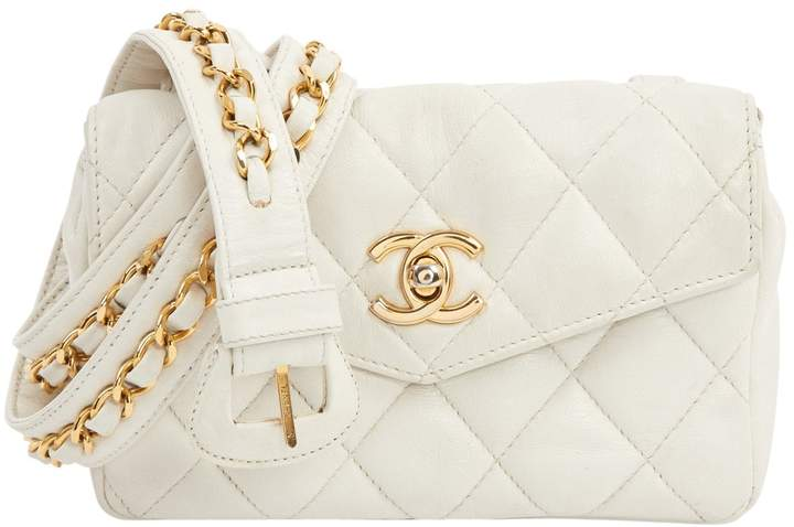 2f8b92e70c67 Chanel White Clutches - ShopStyle