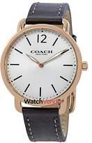 Coach Delancey Slim Dial Men's Watch 14602347