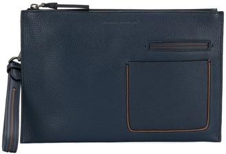 Ermenegildo Zegna Multi-Pocket Pouch Bag