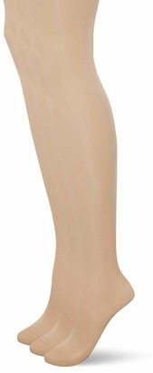 Pretty Polly Women's Naturals 8D Oiled Tights 7 DEN