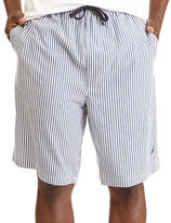 Nautica Woven Pinstriped Shorts