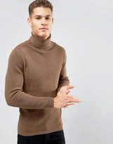 Selected Roll Neck Sweater