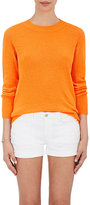 Barneys New York Women's Cashmere Crewneck Sweater
