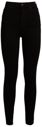 Citizens of Humanity Chrissy Sculpt High-Rise Skinny Jeans