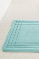 Amrapur GeoPlex Memory Foam Bath Mat - Jade