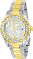Invicta Womens Two Tone Bracelet Watch-22871