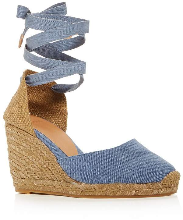 af1a980071e Women's Carina Ankle-Tie Espadrille Wedge Sandals