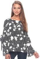 Apt. 9 Women's Bell Sleeve Top