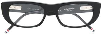 Thom Browne Rectangle Frame Optical Glasses