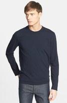 James Perse Men's Long Sleeve Crewneck T-Shirt