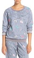 Honeydew Intimates Women's 'Undrest' Cotton Blend Sweatshirt