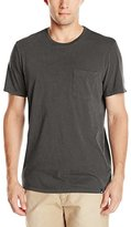 AG Adriano Goldschmied Men's Commute Crew Neck Pocket Supima Jersey Tee