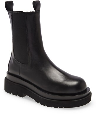 Jeffrey Campbell Tanked Chelsea Boot