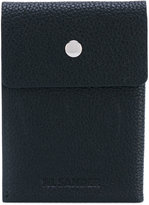 Jil Sander folded credit card holder - men - Calf Leather - One Size