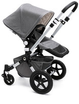 Bugaboo Cameleon3 Classic+ Collection Stroller, Gray Melange