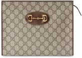 Gucci 1955 horsebit clutch