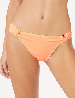 Marks and Spencer Ring Detail Hipster Bikini Bottoms