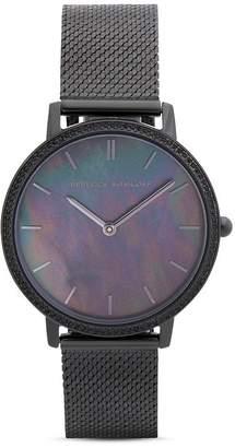 Rebecca Minkoff Major Mesh Bracelet Watch, 35mm