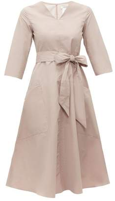 Max Mara S Tambuto Dress - Womens - Light Pink