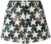 Valentino Camustar shorts - women - Cotton - 42