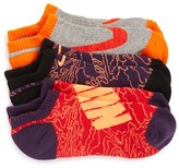 Nike Boy's Performance Cotton Cushioned No-Show Socks