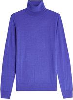 HUGO Virgin Wool Turtleneck Pullover