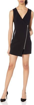 Dolce Vita Women's Orly Asymmetrical Zip Dress