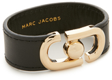 Marc Jacobs Icon Leather Magnet Bracelet