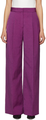 PARTOW Purple Sands Trousers