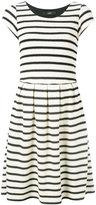 Steffen Schraut striped dress - women - Cotton/Polyester/Spandex/Elastane - 36