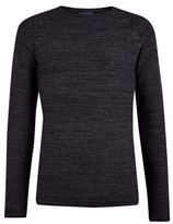Burton Burton Blend Black Cotton Pullover*