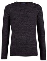 Burton Burton Blend Black Cotton Pullover*