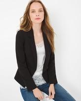 White House Black Market Petite Notched-Collar Seasonless Jacket