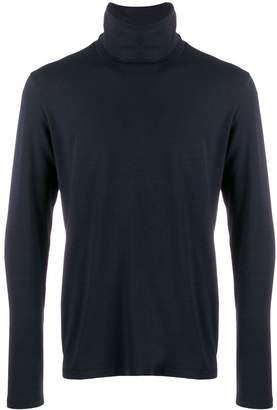 Jil Sander regular fit turtleneck sweater