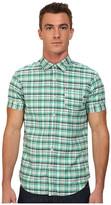 Scotch & Soda Short Sleeve Check Shirt